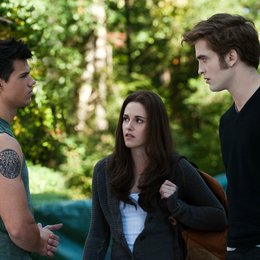 Eclipse - Biss zum Abendrot / Taylor Lautner / Kristen Stewart / Robert Pattinson / Die Twilight Saga 1-3 - Was bissher geschah... Poster