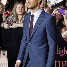 "Taylor Lautner / Filmpremiere ""The Twilight Saga: Breaking Dawn - Teil 1"" Poster"