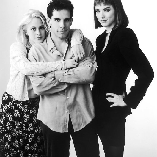 Flirting with Disaster / Patricia Arquette / Ben Stiller / Téa Leoni Poster