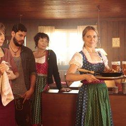 Hanna Hellmann: Der Ruf der Berge (ZDF) / Catherine Bode / Diana Staehly / Teresa Harder / Manuel Cortez