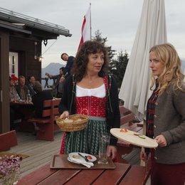 Hanna Hellmann: Geheimnisse der Berge (ZDF) / Diana Staehly / Teresa Harder Poster