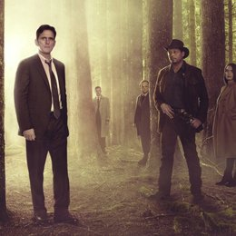 Wayward Pines / Matt Dillon / Juliette Lewis / Terrence Howard Poster