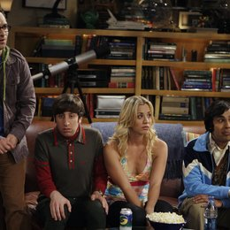 Big Bang Theory (Season 01, 17 Episoden), The Poster