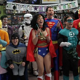 Big Bang Theory - Die komplette vierte Staffel, The Poster