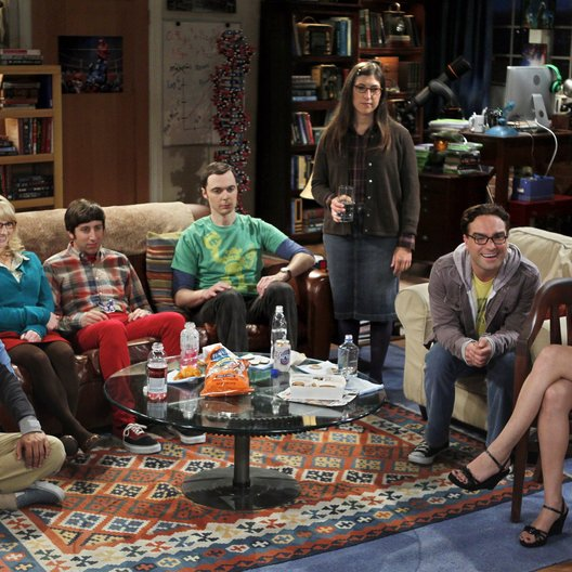 Big Bang Theory - Die komplette fünfte Staffel, The Poster