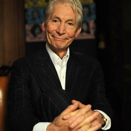 Charlie Watts Poster