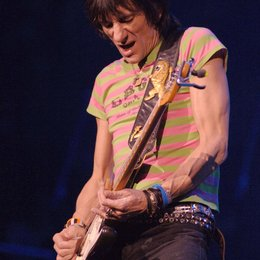 Rolling Stones, The / A Bigger Bang' World Tour (live shots) 2006 / Ron Wood Poster