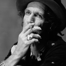 Rolling Stones, The / Keith Richards Poster