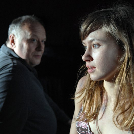 Rosa Roth: Das Mädchen aus Sumy (ZDF) / Alina Levshin / Thomas Thieme Poster