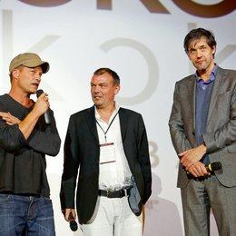 Filmwoche München 2013 / Til Schweiger, Tom Zickler und Christoph Liedke