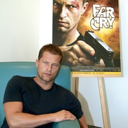 GC- Games Convention 2008 in Leipzig / Til Schweiger Poster