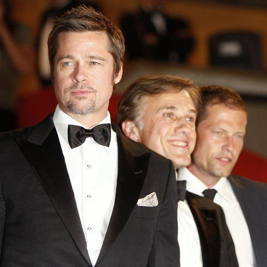 Pitt, Brad / Waltz, Christoph / Schweiger, Til / 62. Filmfestival Cannes 2009 / Festival International du Film de Cannes Poster