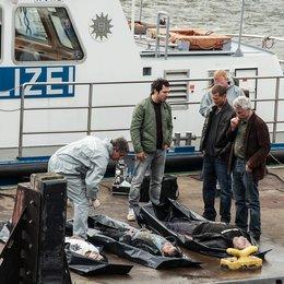 Tatort: Kopfgeld (NDR) / Fahri Yardim / Til Schweiger / Ralph Herforth Poster