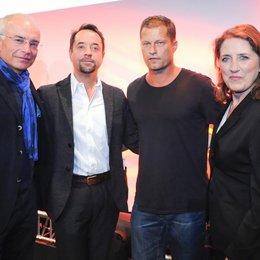 Thomas Negele, Jan Josef Liefers, Til Schweiger, Petra Müller