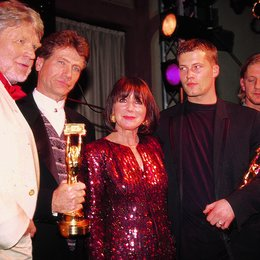 VideoWinner Gala 1996 / Hardy Krüger / Jürgen Prochnow / Heidelinde Weis / Til Schweiger / Sönke Wortmann / Deutscher Video Preis