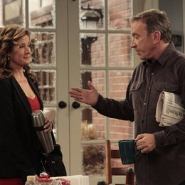 Last Man Standing / Nancy Travis / Tim Allen Poster