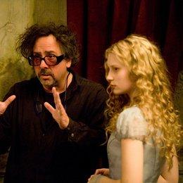 Alice im Wunderland / Set / Tim Burton Poster