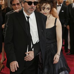 Tim Burton / Helena Bonham Carter / 85th Academy Awards 2013 / Oscar 2013 Poster