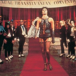 Rocky Horror Picture Show, The / Tim Curry Poster