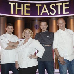 Taste, The (Sat.1) / Alexander Herrmann / Tim Mälzer / Frank Rosin / Lea Linster Poster