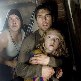 Krieg der Welten / Tim Robbins / Tom Cruise / Dakota Fanning Poster