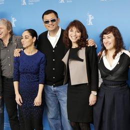 Tim Robbins / Andreas Dresen / Shirin Neshat / Wong Kar Wai / Susanne Bier / Athina Rachel Tsangari / Ellen Kuras / 63. Berlinale 2013 Poster