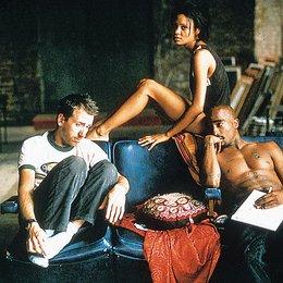 Gridlock'd - Voll drauf! / Tupac Amaru Shakur / Thandie Newton / Tim Roth Poster
