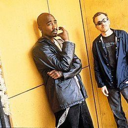 Gridlock'd - Voll drauf! / Tupac Amaru Shakur / Tim Roth Poster