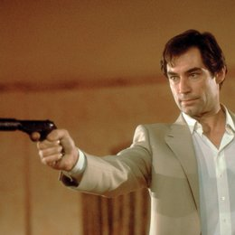 James Bond 007: Der Hauch des Todes / Timothy Dalton / Living Daylights, The Poster