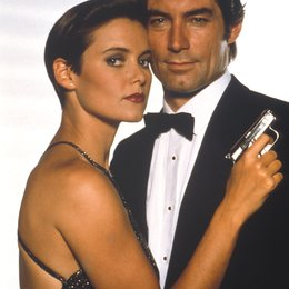 James Bond 007: Lizenz zum Töten / Carey Lowell / Timothy Dalton Poster