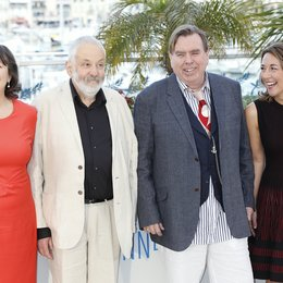 Marion Bailey / Mike Leigh / Timothy Spall / Dorothy Atkinson/ 67. Internationale Filmfestspiele von Cannes 2014 Poster