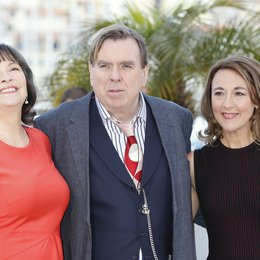 Marion Bailey / Timothy Spall / Dorothy Atkinson/ 67. Internationale Filmfestspiele von Cannes 2014 Poster
