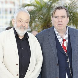 Mike Leigh / Timothey Spall / 67. Internationale Filmfestspiele von Cannes 2014 Poster