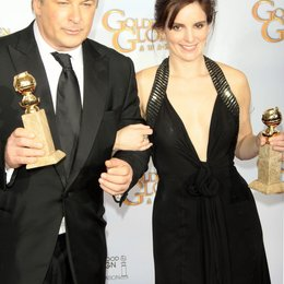 Baldwin, Alec / Fey, Tina / 66th Golden Globe Awards 2009, Los Angeles Poster