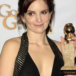 Fey, Tina / 66th Golden Globe Awards 2009, Los Angeles Poster