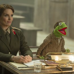 Muppets Most Wanted / Tina Fey Poster