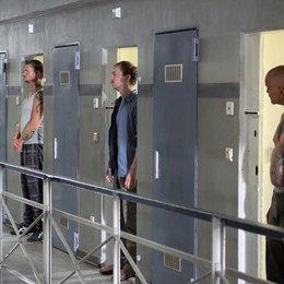 Fall für zwei: Gefahr hinter Gittern, Ein (ZDF / Schweizer Radio und Fernsehen (SRF)) / Tino Mewes / David Bredin Poster
