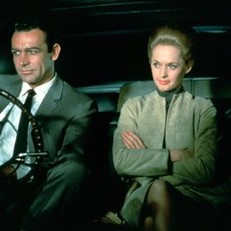 Marnie / Tippi Hedren / Sir Sean Connery Poster