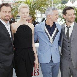 DiCaprio, Leonardo / Mulligan, Carey / Luhrmann, Baz / Maguire, Tobey / 66. Internationale Filmfestspiele von Cannes 2013 Poster