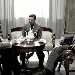 Jud Süß - Film ohne Gewissen / Moritz Bleibtreu / Tobias Moretti / Justus von Dohnanyi Poster
