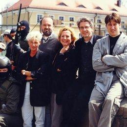 Wenn Männer Frauen trauen / Trivial Pursuit - Vertrauen ist tödlich / Set / Anja Metzger, Curt Faudon, Gabriele Pfennigsdorf, Arno Ortmair und Tobias Moretti Poster