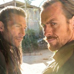 Black Sails / Zach McGowan / Toby Stephens Poster