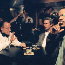 Collateral - am Set / Michael Mann / Tom Cruise / Jamie Foxx