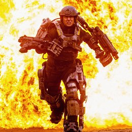 Edge of Tomorrow / All You Need is Kill / Tom Cruise Poster