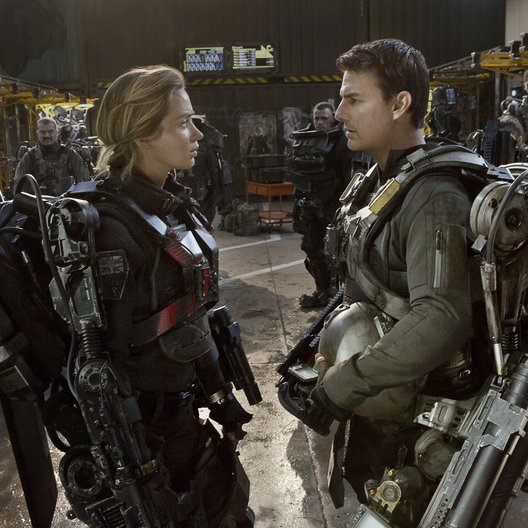 Edge of Tomorrow / Emily Blunt / Tom Cruise Poster