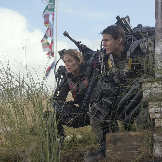 Edge of Tomorrow / Emily Blunt / Tom Cruise