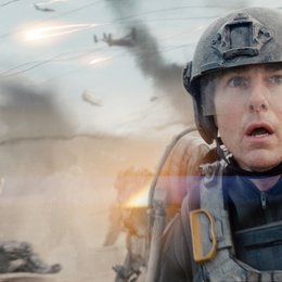 Edge of Tomorrow / Tom Cruise