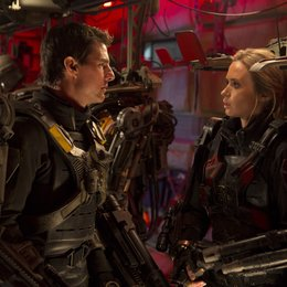 Edge of Tomorrow / Tom Cruise / Emily Blunt