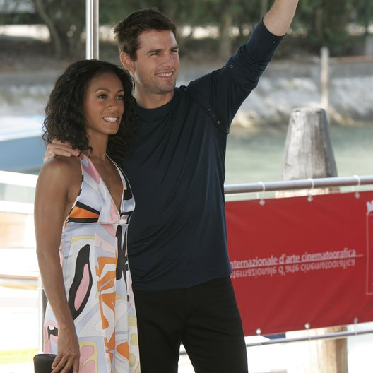 Filmfestspiele Venedig 2004 / Jada Pinkett Smith / Tom Cruise / Collateral