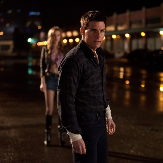 Jack Reacher / Tom Cruise / Alexia Fast
